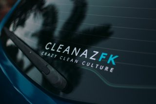 No one is you... That's your super power 🤜🏼🤛🏼  Double tap if you are #cleanazfk & proud 🤙🏼  @mishapp_media #cleanaf #crazycleanculture #cardecal #decal #cleanculture #stickers