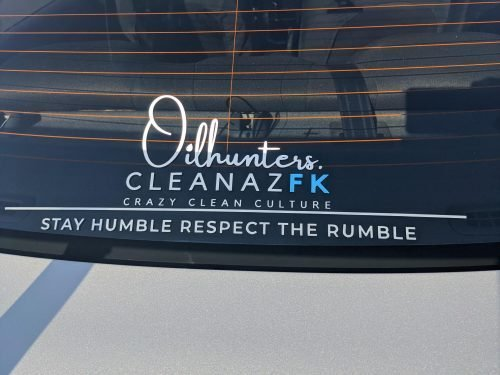 CLEANAZFK DECAL photo review
